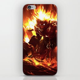Wukong of LOL iPhone Skin