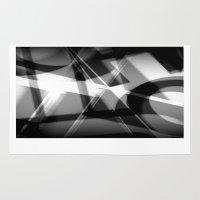 polaroid Area & Throw Rugs featuring Polaroid by ArtBite