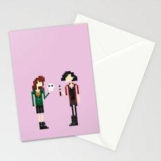 Freakin' Friends IV Stationery Cards