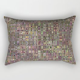 Kilimt  Rectangular Pillow