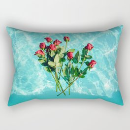 summer romance #society6 #decor #buyart Rectangular Pillow