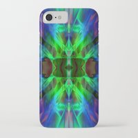 neon iPhone & iPod Cases featuring Neon by Assiyam