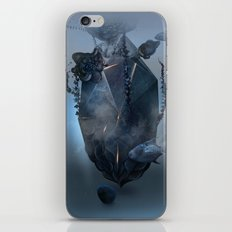 Warm stone iPhone & iPod Skin