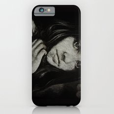 Charcoal experiment #5 iPhone 6 Slim Case