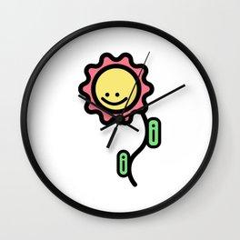 FL Wall Clock