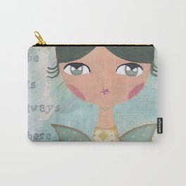 She is always there for you Carry-All Pouch