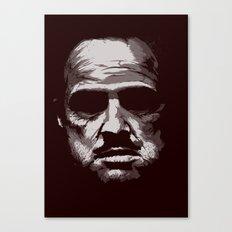 Marlon Canvas Print