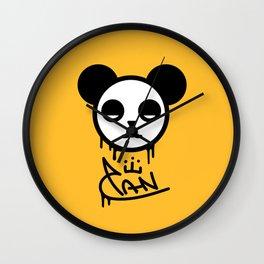 PAN PAN DA Wall Clock
