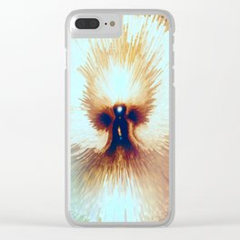 """Princess Of light"" Clear iPhone Case"