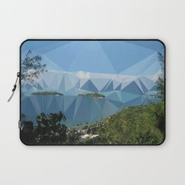 The Color of Travel : Bora Bora Laptop Sleeve