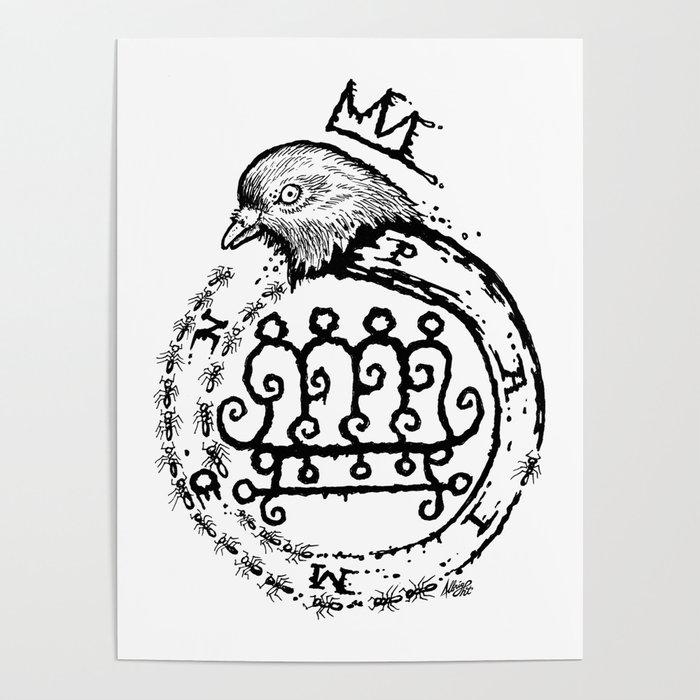 Hail King Paimon! Poster