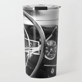 Classic Car Interior Travel Mug