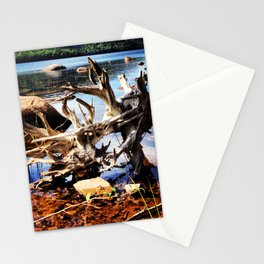 Nature Imitates Art Stationery Cards