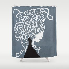 Iconia Girls - Ella March Shower Curtain
