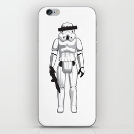 Anonymous Disposables #1 iPhone Skin