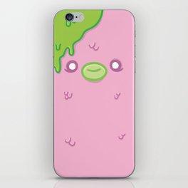 Pink Sewage Paul : Creepy but Cute Monster Series iPhone Skin