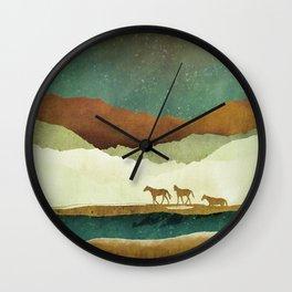 Star Range Wall Clock