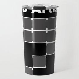 3D Artist Travel Mug