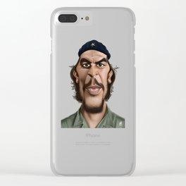 Celebrity Sunday ~ Che Guevara Clear iPhone Case