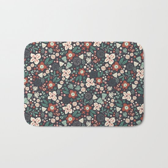Magical Garden Bath Mat
