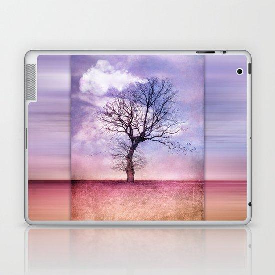 ATMOSPHERIC TREE | Early Spring Laptop & iPad Skin