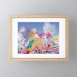 Pixie Perfect Framed Mini Art Print