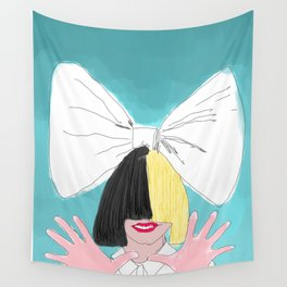 SIA Wall Tapestry
