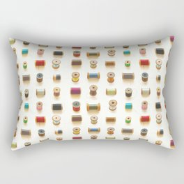 spools Rectangular Pillow