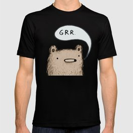 Growling Bear T-shirt