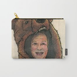Bear Suit Marc Carry-All Pouch