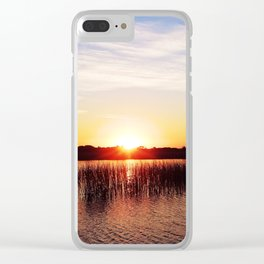 Estuary South Africa Clear iPhone Case