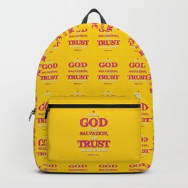 TRUST and not be afraid Backpack