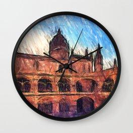 Jerónimos Monastery Wall Clock