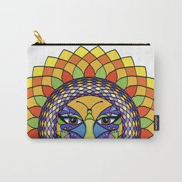 Tuscan Sunshine Girl Carry-All Pouch