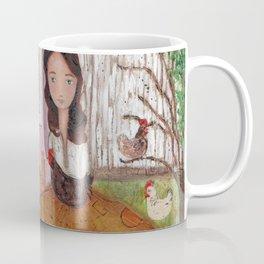Happy Country Girl Coffee Mug