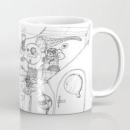 Dream Extraction Coffee Mug