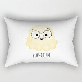 Pop-corn   Popcorn Kernel Father Rectangular Pillow