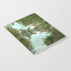 The Canal at Stoke Prior Notebook