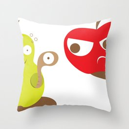 Oups! Throw Pillow