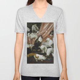 My Wife's Lovers - Carl Kahler Unisex V-Neck