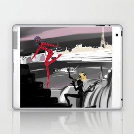La petite coccinelle rouge Laptop & iPad Skin