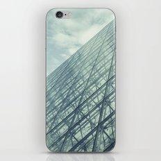 Louvre Pyramid Paris iPhone & iPod Skin