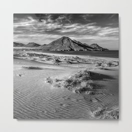 """Genoveses beach"" Metal Print"