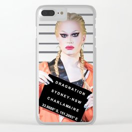 Charlamaine - Sydney NSW Clear iPhone Case