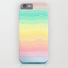 Rainbow Colours iPhone 6s Slim Case