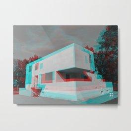 Bauhaus · Das Bauhaus 3 Metal Print