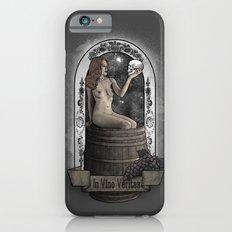 In Vino Veritas Slim Case iPhone 6s