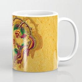 Rodimus and Roses Coffee Mug