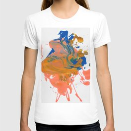 Self Expression Acrylic T-shirt