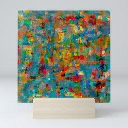 Maverick Series - Abstract 1 Mini Art Print